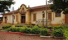 Chavantes - Chavantes-SP-Museu Municipal,antiga Estação-Foto:Carlos César Antunes