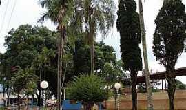 Chavantes - Chavantes-SP-Praça dos Expedicionários-Foto:Carlos César Antunes