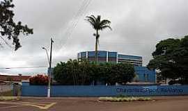 Chavantes - Chavantes-SP-Prefeitura Municipal-Foto:Carlos César Antunes