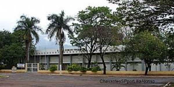 Chavantes-SP-Colégio Ernesto Fonseca-Foto:Carlos César Antunes.