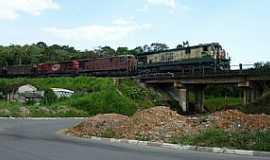 Cipó-Guaçu - Cipó-Guaçu-SP-Ferrovia no Distrito-Foto:Jeferson Tiago