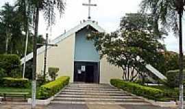 Clementina - Igreja S�o Jo�o Batista.