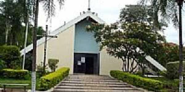 Igreja São João Batista.