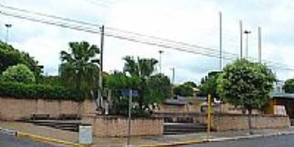 Praça São João Batista.