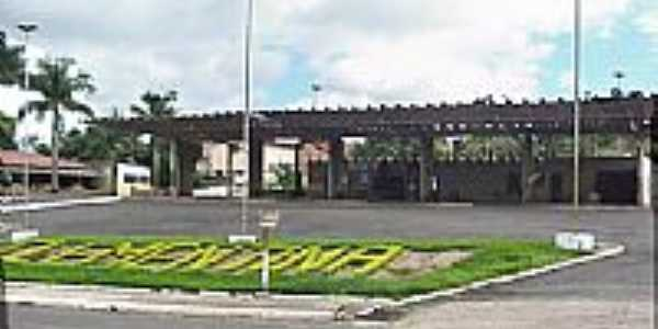 Terminal Rodoviário.