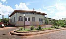 Colômbia - Colômbia-SP-Igreja de Santo Antônio,Distrito de Laranjeiras-Foto:gustavo_asciutti
