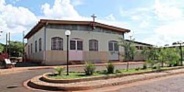 Colômbia-SP-Igreja de Santo Antônio,Distrito de Laranjeiras-Foto:gustavo_asciutti