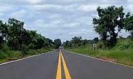Conceição de Monte Alegre - Conceição do Monte Alegre-SP-Rodovia SP-421 próximo ao Trevo de acesso-Foto:www.paraguacity.com