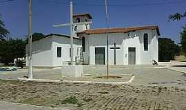 Pau a Pique - Pau à Pique-BA-Igreja de São Sebastião-Foto:Adalberto Eletricista