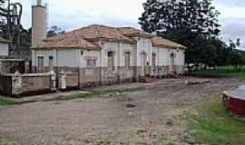 Conchal - Antiga estação foto Foto Coaraci Camargo