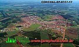 Conchal - Vista aérea de Conchal
