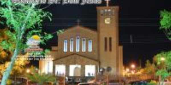 Santuário Sr Bom Jesus de Conchas, Por Edson Diniz