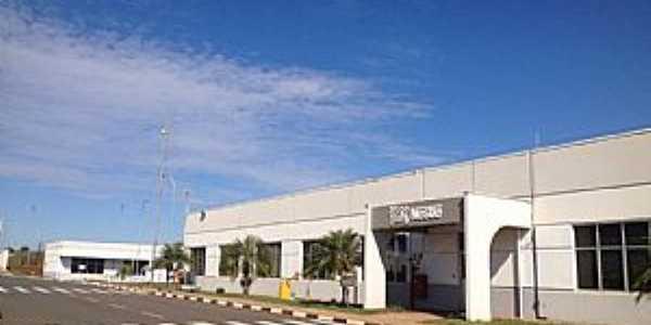 Fábrica da Nestlé Cordeirópolis