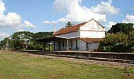 Coroados - Estação Ferroviária-Foto:Marcelo Szk