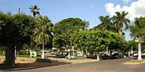 Praça-Foto:Marcelo Szk
