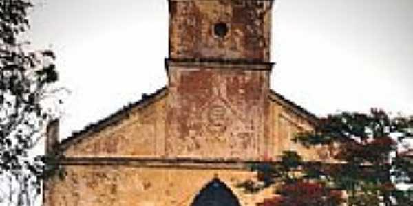 Igreja de São Benedito-Foto:Cassio Cururu