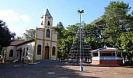 Corumbataí - Igreja Matriz de Corumbataí-Foto:Antonio de Andrade