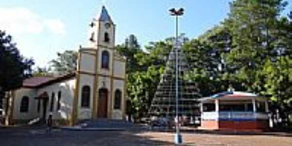 Igreja Matriz de Corumbataí-Foto:Antonio de Andrade