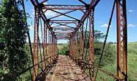 Cosmópolis - Cosmópolis SP - Ponte metalica Usina Ester por ACCosta