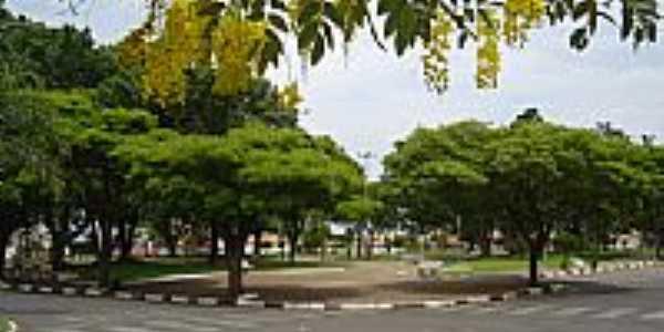 Praça Kennedy por Maricio Pelissari