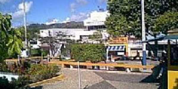 Pau Brasil-BA-Centro da cidade-Foto:www.jornaldaregiaobahia.com.br
