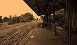 Cosmorama - Estação Ferroviária-Foto:marcosrodrigues