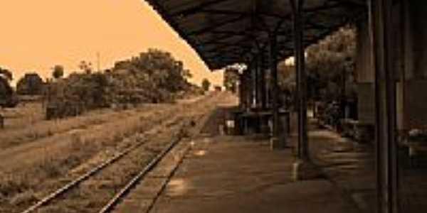 Estação Ferroviária-Foto:marcosrodrigues