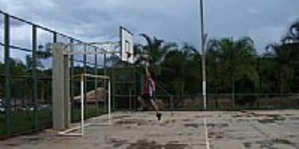 Quadra Esportiva-Foto:marcosrodrigues