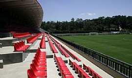 Cotia - Cotia-SP-Estádio Euclides de Almeida-Foto:www.fiamfaam.br