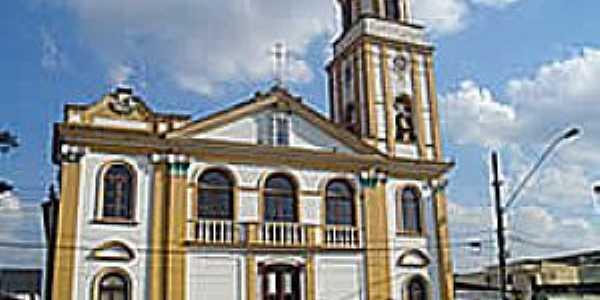 Cotia-SP-Matriz de N.Sra.do Monte Serrat-Foto:cotiatododia.com.br