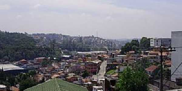 Cotia-SP-Vista parcial da cidade-Foto:Roberto Quirino Simões