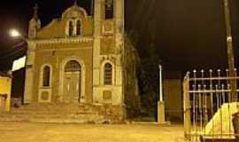 Cravinhos - Igreja São Benedito por mario Figueiredo