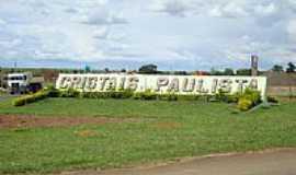Cristais Paulista - Trevo de acesso-Foto:Jose Humberto Silva …