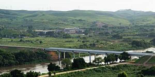 Cruzeiro-SP-Ponte sobre o Rio Paraíba do Sul-Foto:kasller