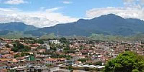 Vista parcial da cidade de Cruzeiro-SP-Foto:kasller