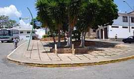 Cunha - Praça no Alto do Cruzeiro.