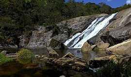 Cunha - Cachoeira do Pimenta -  Foto: Sidney Monteiro