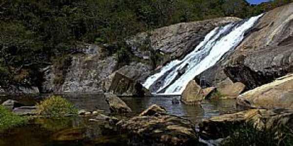 Cachoeira do Pimenta -  Foto: Sidney Monteiro