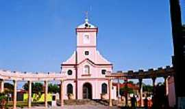 Curupá - Igreja Matriz de N.S.Aparecida-Foto:Zekinha