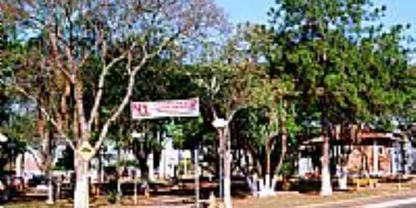 Praça-Foto:Zekinha