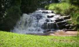 Divinolândia - Cachoeira Sto Ambrozo, Por Dacio D. Nadalete