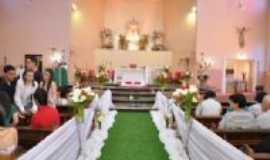 Divinolândia - igreja matriz de divinolândia, Por mariana