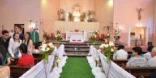 igreja matriz de divinolândia, Por mariana