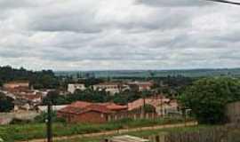 Dois C�rregos - Vista parcial da cidade