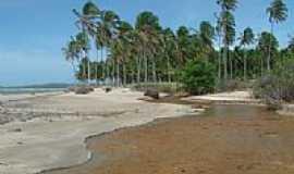 Japaratinga - Praia de Japaratinga-Foto:E. B. Boaventura