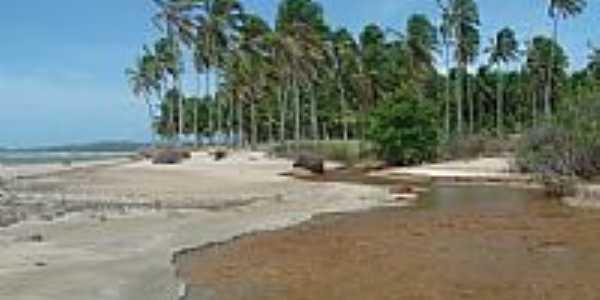Praia de Japaratinga-Foto:E. B. Boaventura