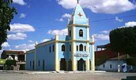 P� de Serra - Igreja Matriz de P� da Serra.