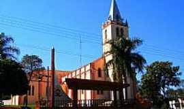 Duartina - Duartina-SP-Matriz de Santa Luzia-Foto:Luciano Rizzieri