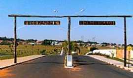 Duartina - Duartina-SP-Pórtico de acesso ao Eco-Parque Ciro Simão-Foto:Luciano Rizzieri