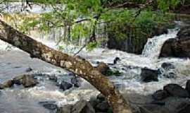 Duplo Céu - Cachoeira do Talhadão, por Nelson Gallo